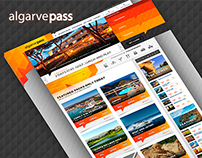 Algarvepass Web Design