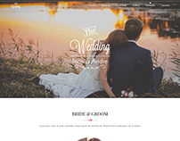 Wedding Tale - Responsive Wedding Template