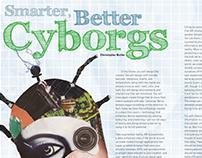Smarter, Better Cyborgs