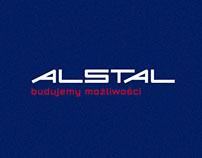 Alstal - logo