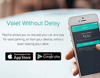 Parche – Valet Without Delay