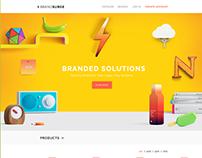 E-commerce Web Site Redesign