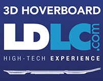 Hoverboard 3D - LDLC