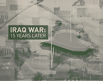 Iraq War Anniversary Package - CGTN