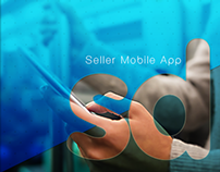 Snapdeal Seller Mobile App UX & UI Design  -  ecommerce