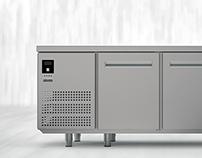 Mesas Refrigeradas Design