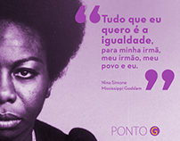 Ponto G Podcast - Female empowerment - Online