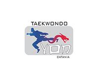 Taekwondo Catania - logo design