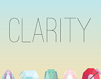 Clarity - Mobile Game MockUp