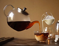 Tea time II - cinemagraphs