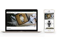 BASALT branding, responsive website + kiosk