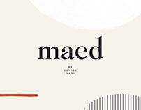 Maed by Denise Vasi
