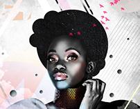 Miss Judy — Illustration PSD Magazine