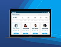 Influncer Marketing Management Web Application