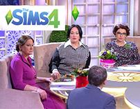 SIMS 4 | Ad Campaign