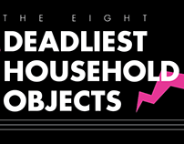 Icons: The 8 Deadliest Household Objects
