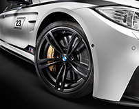 BMW M GmbH  |  Official DTM M4 Safety Car 2014