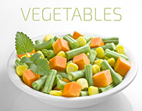 Vegetables Photography