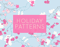 Holiday Patterns by Yana Beylinson
