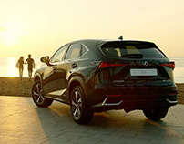 Discovery film for Lexus NX
