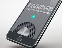 Mobile App Design: Knowvie