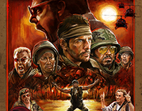 Tropic Thunder - Film Poster