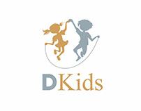 Brand development for the Dkids children's entertainmen
