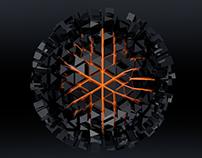 Sphere Audiovisualisierung