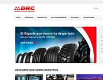 DRC Neumáticos / Ecommerce / Prestashop