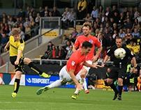 Burton Albion Vs Brighton 0 - 1 (Ewan Thacker)
