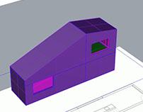 ARQU1504-1/DibujoArquitectónicoDigital/Microhouseparte2