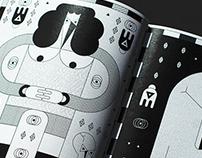 Illustration for LUV & LEE magazine