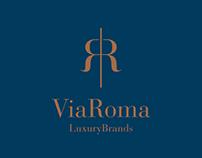 Via Roma Luxury - branding