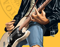 Do you remember Johnny Ramone?