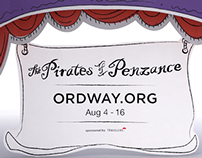 The Pirates of Penzance at the Ordway