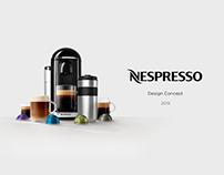 Nespresso E-commerce Redesign