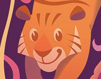 Detroit Zoo Poster