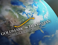 GOLDMARK SCHLOSSMAN Homepage Design