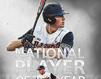 Illinois Baseball: More Bren Spillane Accolades