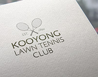 Kooyong Lawn Tennis Club - CG Visualization + Rebrand