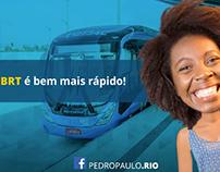 Pedro Paulo - BRT
