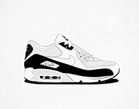 Dashape BCN 2015 // Nike AIR MAX 90