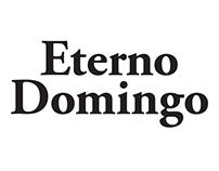 Book design {Eterno Domingo}