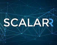 Scallar Landing Page