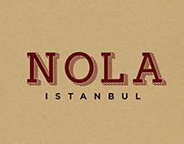 Nola Istanbul / Corporate Identity