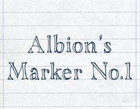 Albion's Marker No.1