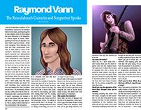 Magazine Page Spread II