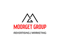 """Moorget group"" social media posters"