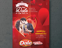 Campanha Promocional Dale - Namorados