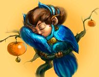 Hunt For Gold Tangerines